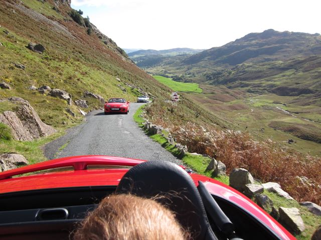 Lincs members weekend in the lake district