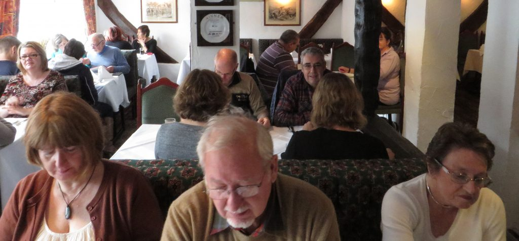 OX Monthly Meeting @ The Peacock Inn | England | United Kingdom