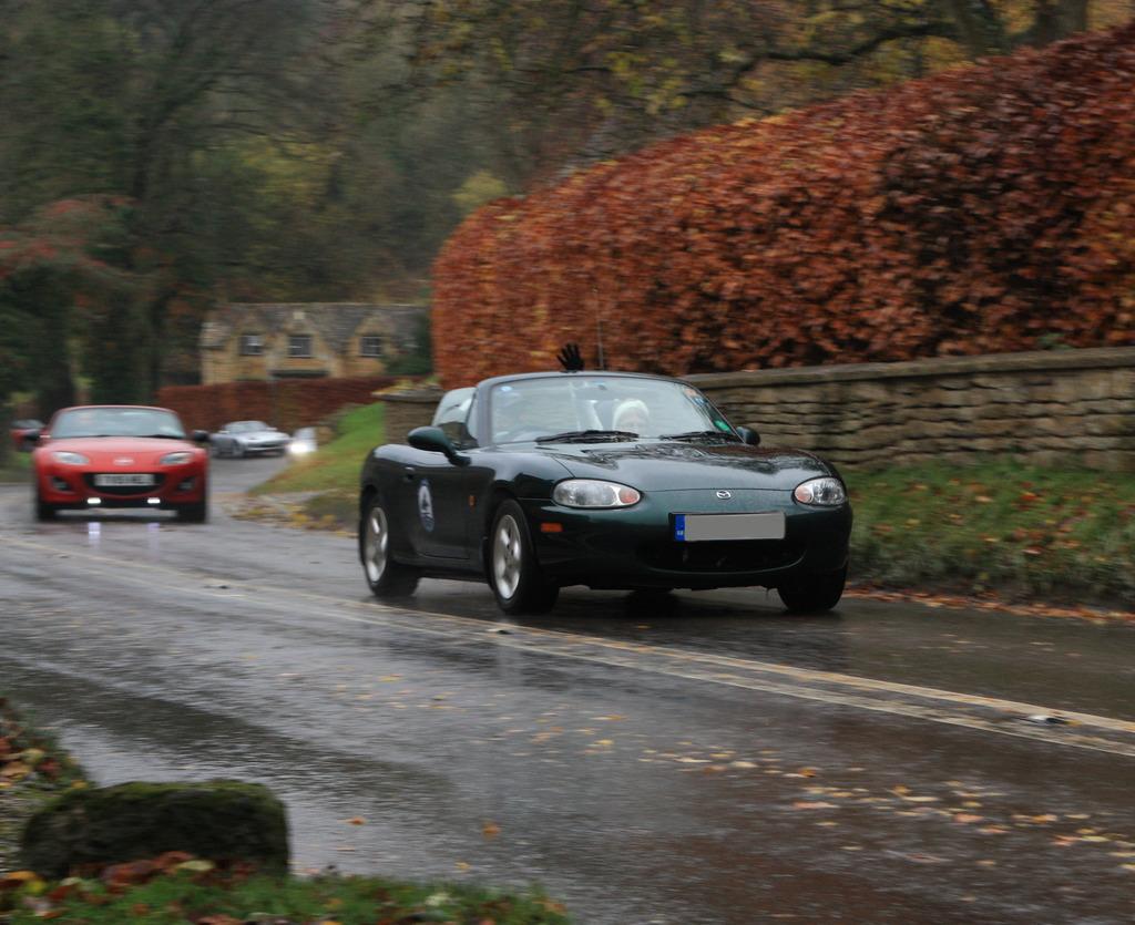 South West Midlands November Drive