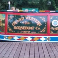 Horse Drawn Barge Trip – 12 Aug 2017