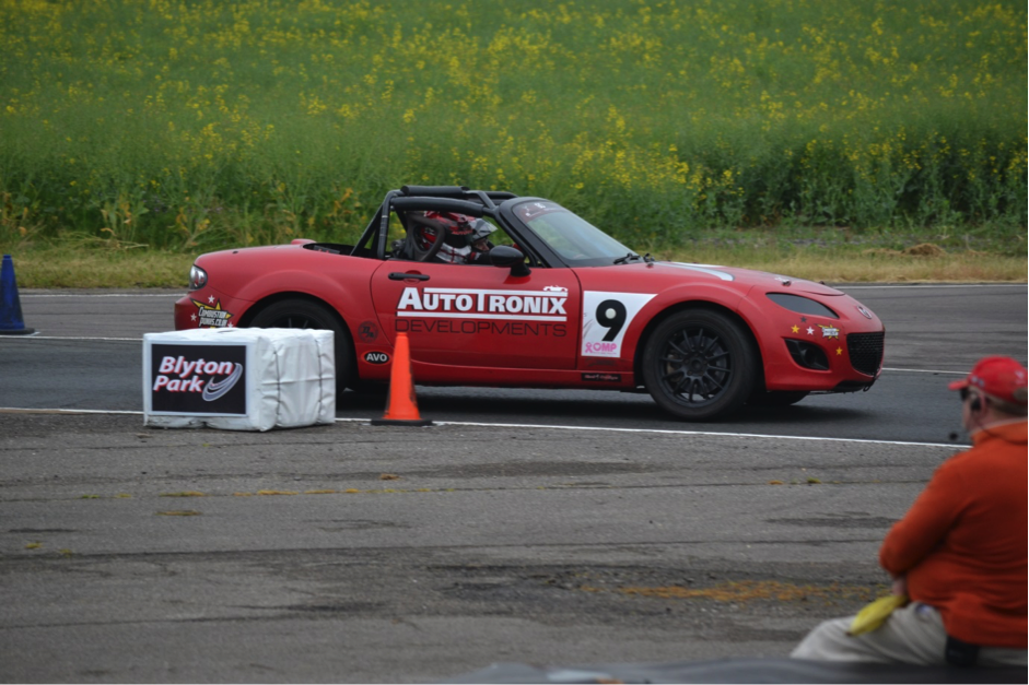 Join us on track at the annual Mazda on Track Blyton sprint day