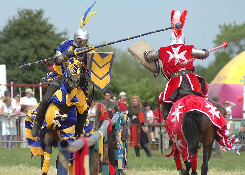 East Sussex – Herstmonceux Medieval Festival – 25th August 2018