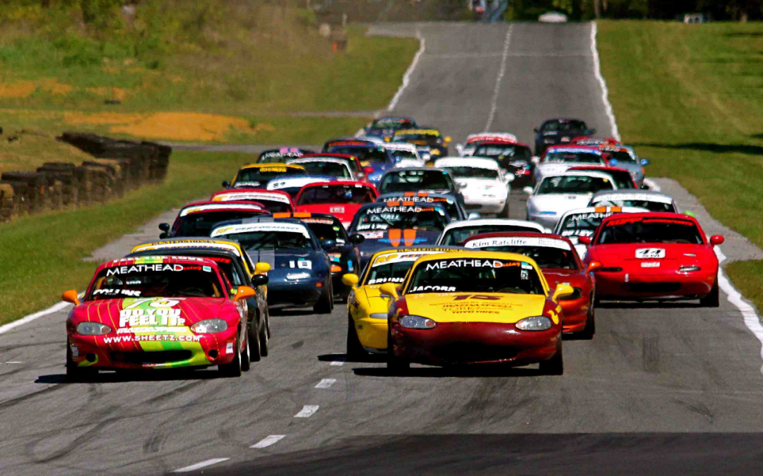 Is Spec Miata the purest form of racing there is?