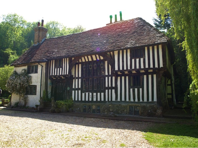 East Sussex – Filching Manor & Motor Museum – 20th May 2018