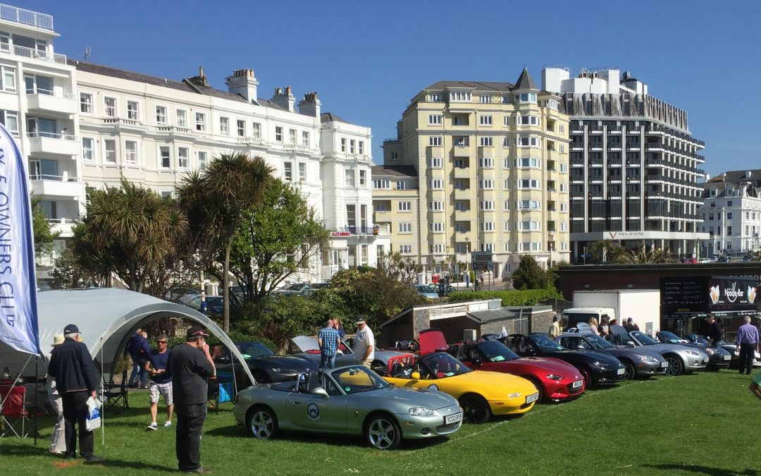 East Sussex – Magnificent Motors – 5th & 6th May 2018