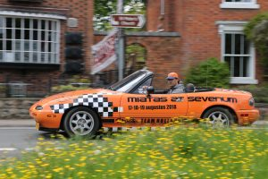 Surrey Classic Car Breakfast Meet @ The Black Swan