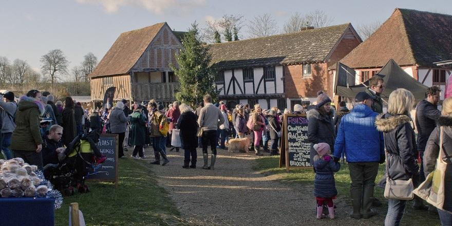 East Sussex – Singleton Christmas Market – 25th November 2018