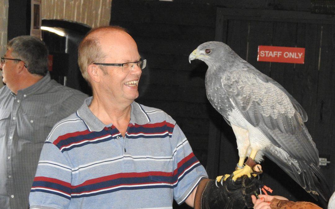 Yarak Birds of Prey Centre Visit – 19 August 2018