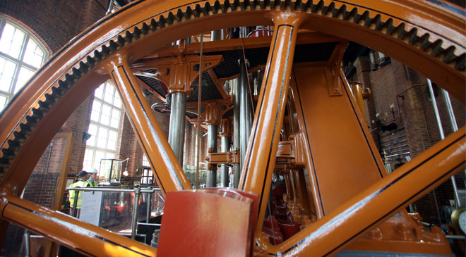 East Sussex – Brede Steam Giants – 6th April 2019