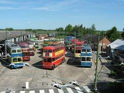 Meet the Blues and Two's @ Sandtoft Trolley Bus Museum   Epworth   England   United Kingdom