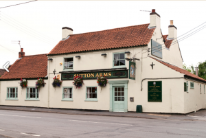 Christmas Lunch - Saturday 12th December 12:30 @ The Sutton Arms, Scawby, DN20 9AN @ The Sutton Arms