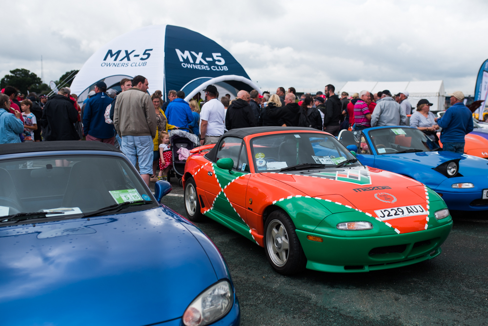 10 reasons why you can't miss the MX-5 Owners Club National Rally
