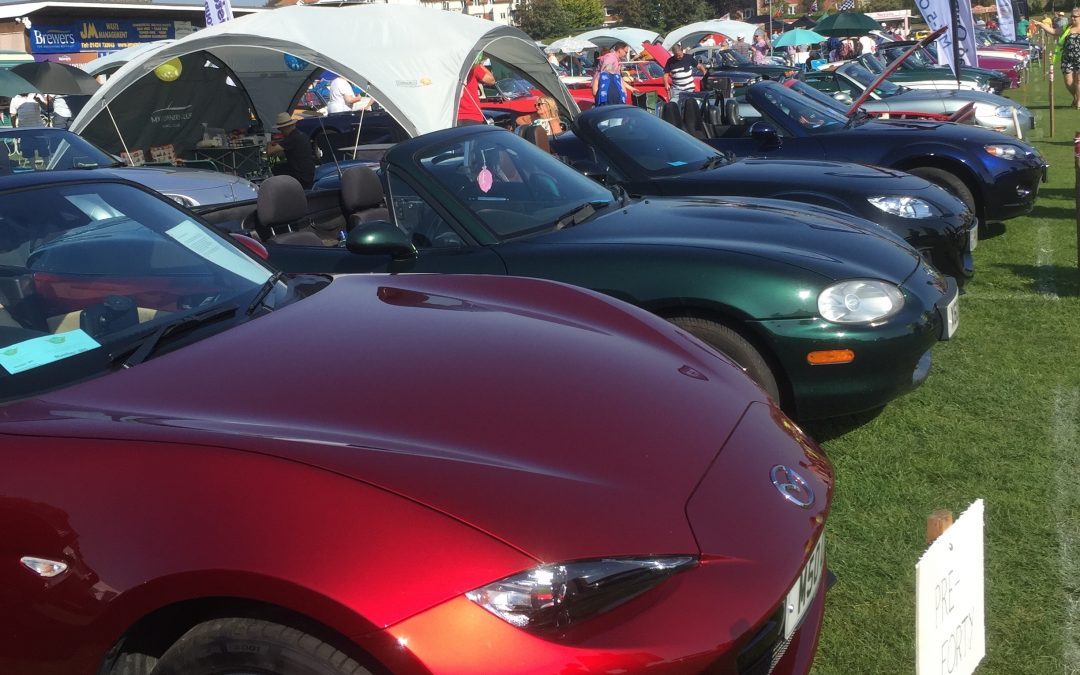 East Sussex –  Bexhill 100 Classic Car Show – 26th August 2019