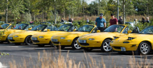 Getting back on the road with the MX-5 Owners Club