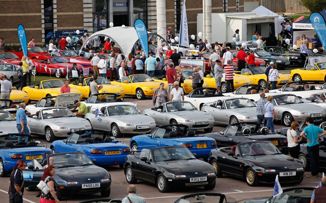 What to see at this weekend's MX-5 Owners Club National Rally