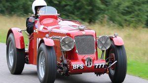 2020 Yorkshire Motorsport Festival @ Wolfstones Heights