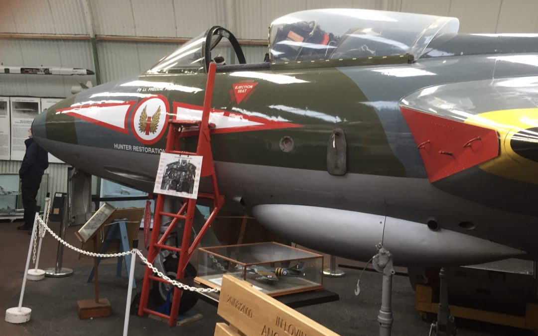 East Sussex – Tangmere Military & Aviation Museum – 3rd November 2019