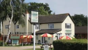 The Village Limits Pub and Hotel, Woodhall Spa