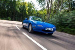 Mazda expands MX-5 restoration genuine parts programme to UK