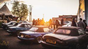 Sundown at Caffeine & Machine – Saturday 3rd July