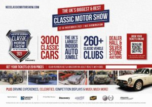 The Classic Motor Show at the NEC