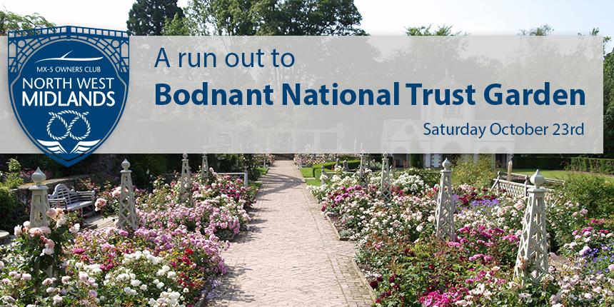 A run out to Bodnant National Trust Garden @ Bodnant Gardens | Tal-y-cafn | Wales | United Kingdom